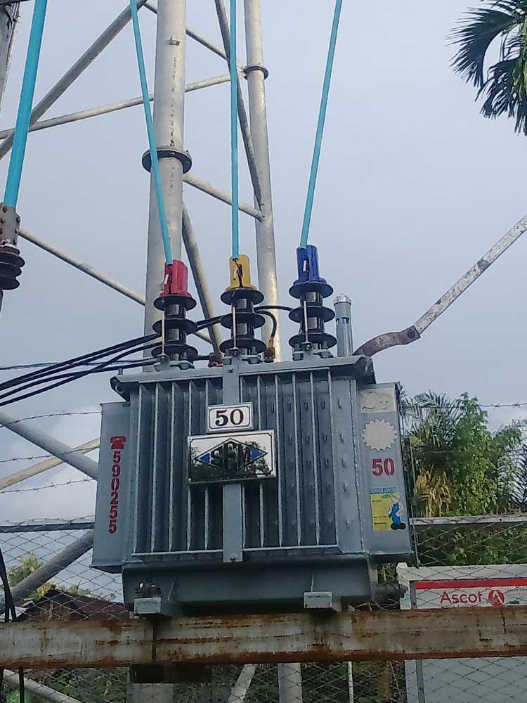 Transformer Installation